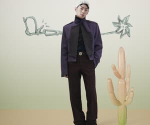 dior, simon dominic, and fashion image