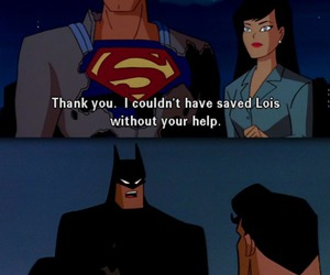 batman, superman, and funny image