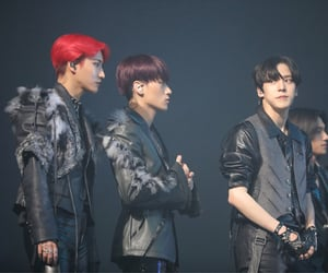 kingdom, mnet, and choi san image