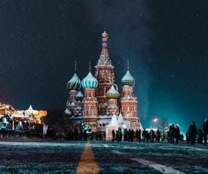 beauty, moscow, and magnificent image