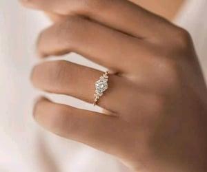 bonito, elegante, and ring image