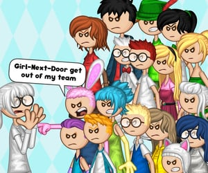 home, mr. peabody and sherman, and valley and friends image