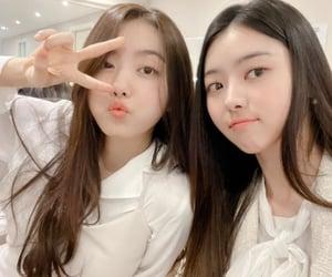 girlgroup, sohye, and lim nayoung image