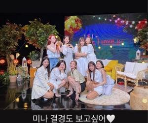 girlgroup, kim doyeon, and jeon somi image
