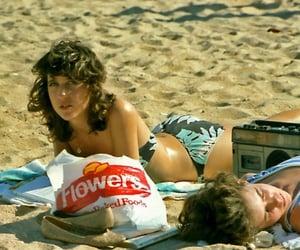 1980s, eighties, and sand image