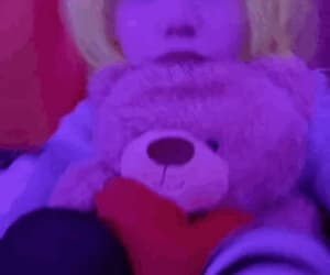 bear, gifs, and teddy bear image
