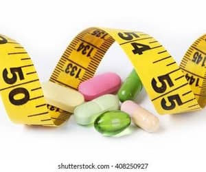 weight loss supplements image