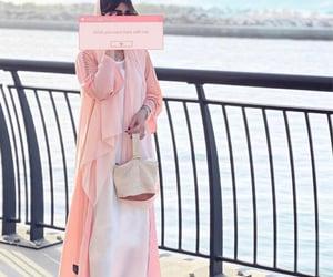 arab, hijab, and modest image