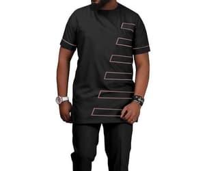 apparel, fashion, and man image