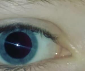aesthetic, blue, and eyes image