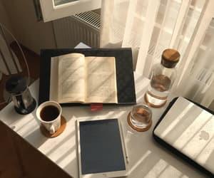 academia, dark, and writing image