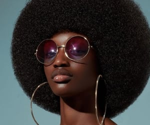 black women, feminist, and Powerful image