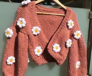 cardigan, mode, and spring image