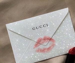 luxury, glitter, and gucci image
