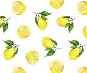 art, background, and lemon image