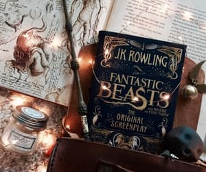 book, harry potter, and light image