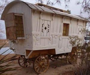 gypsy caravan image