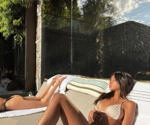 bikini, summer, and inspiration image