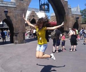 hogwarts, hogsmeade, and island of adventure image