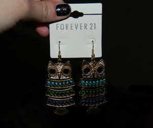 fashion, forever 21, and owl image