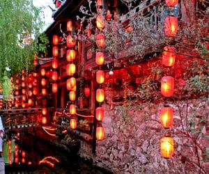 aesthetic, background, and china image