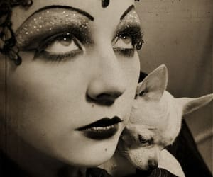 burlesque, circus, and performer image