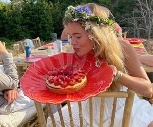 blonde, cake, and inspiration image