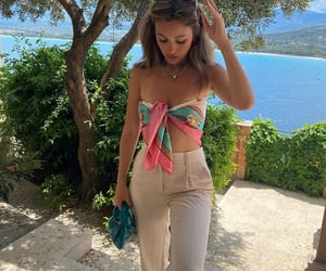 fashion, look, and vacations image