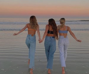 beauty and friends image