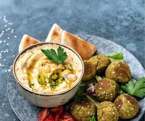 arabian, hummus, and ﻋﺮﺑﻲ image