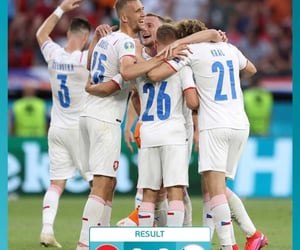 czech republic, football, and round of 16 image