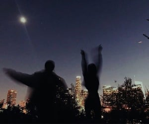 aesthetic, couple, and city image