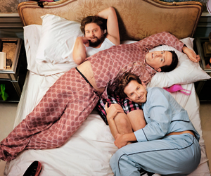 the hangover, bradley cooper, and ed helms image