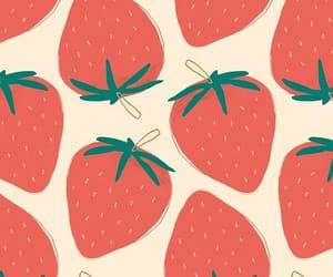 art, fruit, and print image