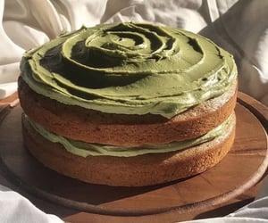 cake, aesthetic, and baking image