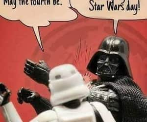 funny, gracioso, and star wars image