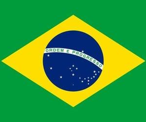 brasil and flag image