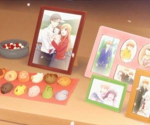 anime, fruits basket, and anime scenery image