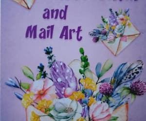 postcards, art, and keep calm image