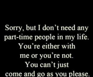 quotes, life, and sorry image