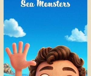 disney, pixar, and posters image