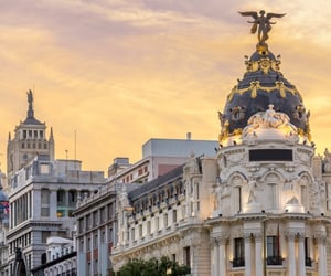 places, travel, and spain image