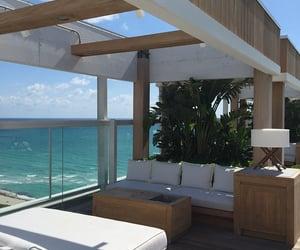 luxury, summer, and beach image