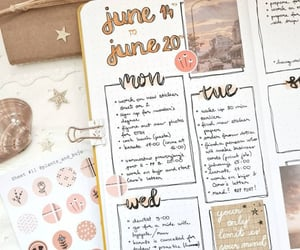 inspiration, inspo, and journaling image