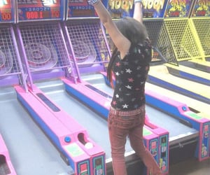 arcade, scene fashion, and arcade aesthetic image