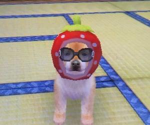 kawaii, nintendo, and puppy image