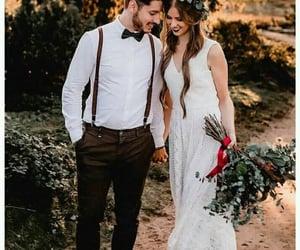 wedding inspirations, romances, and wedding goals image