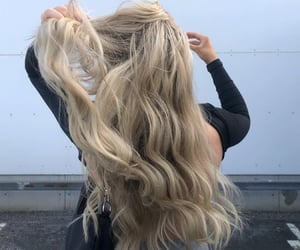 fashion, inspiration, and hair goals image