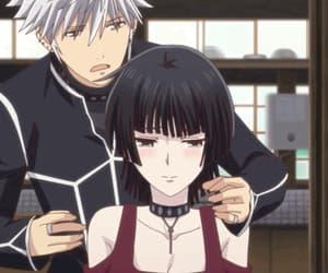 anime, rin sohma, and hatsuharu sohma image