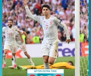 Croatia, football, and round of 16 image